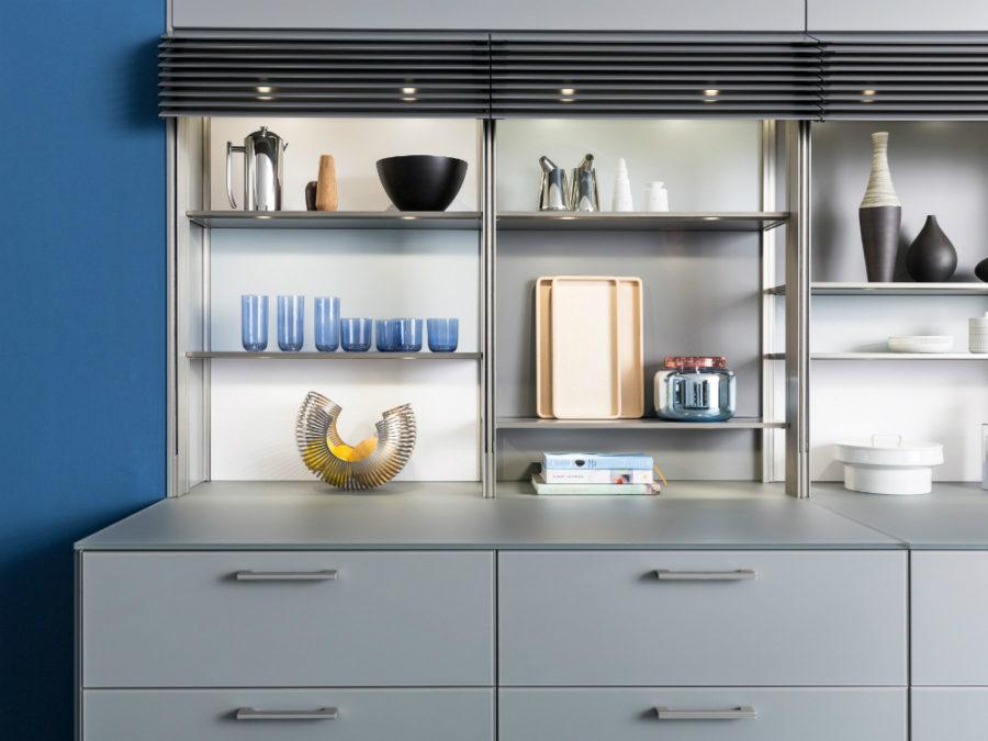 Дизайн кухонных шкафов - кухонный гарнитур