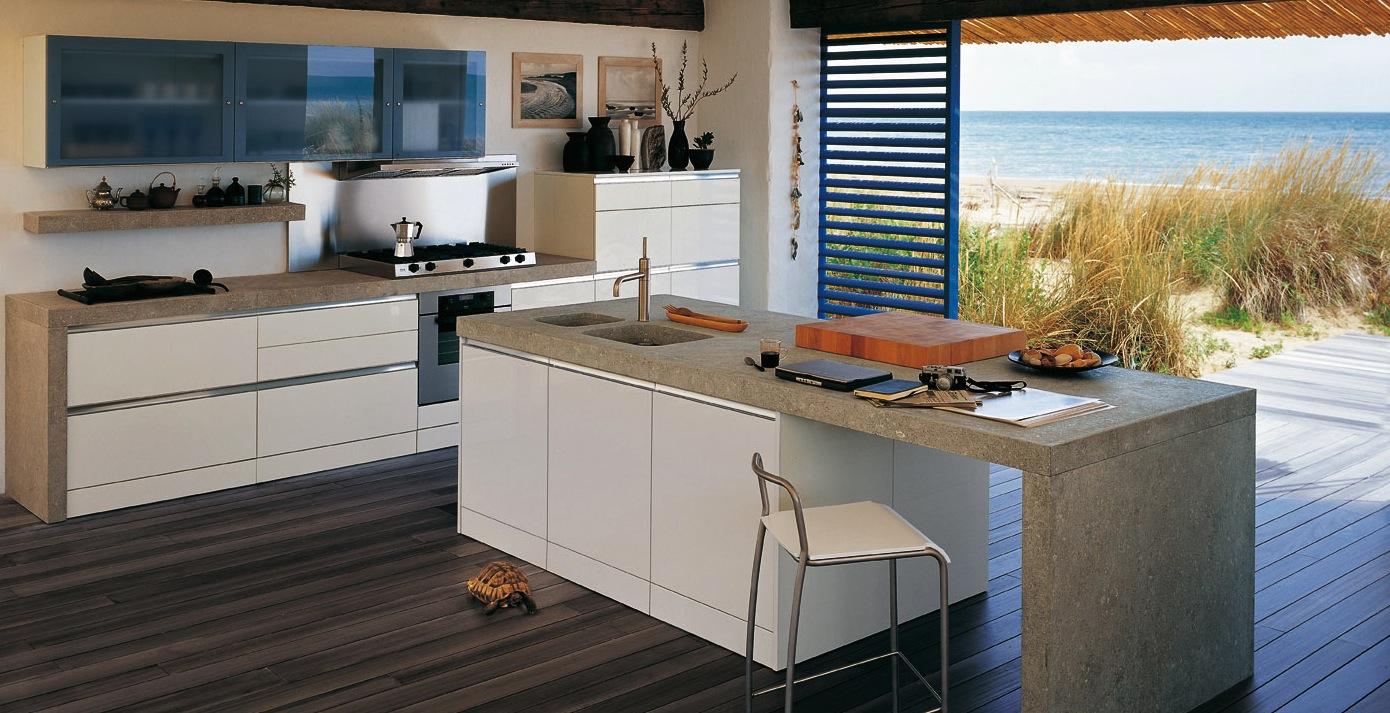 Современный дизайн кухонь от GeD CUCINE