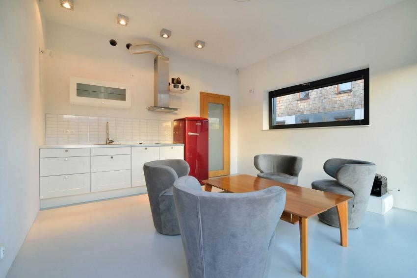 Оригинальный дизайн стульев для кухни - Фото 8