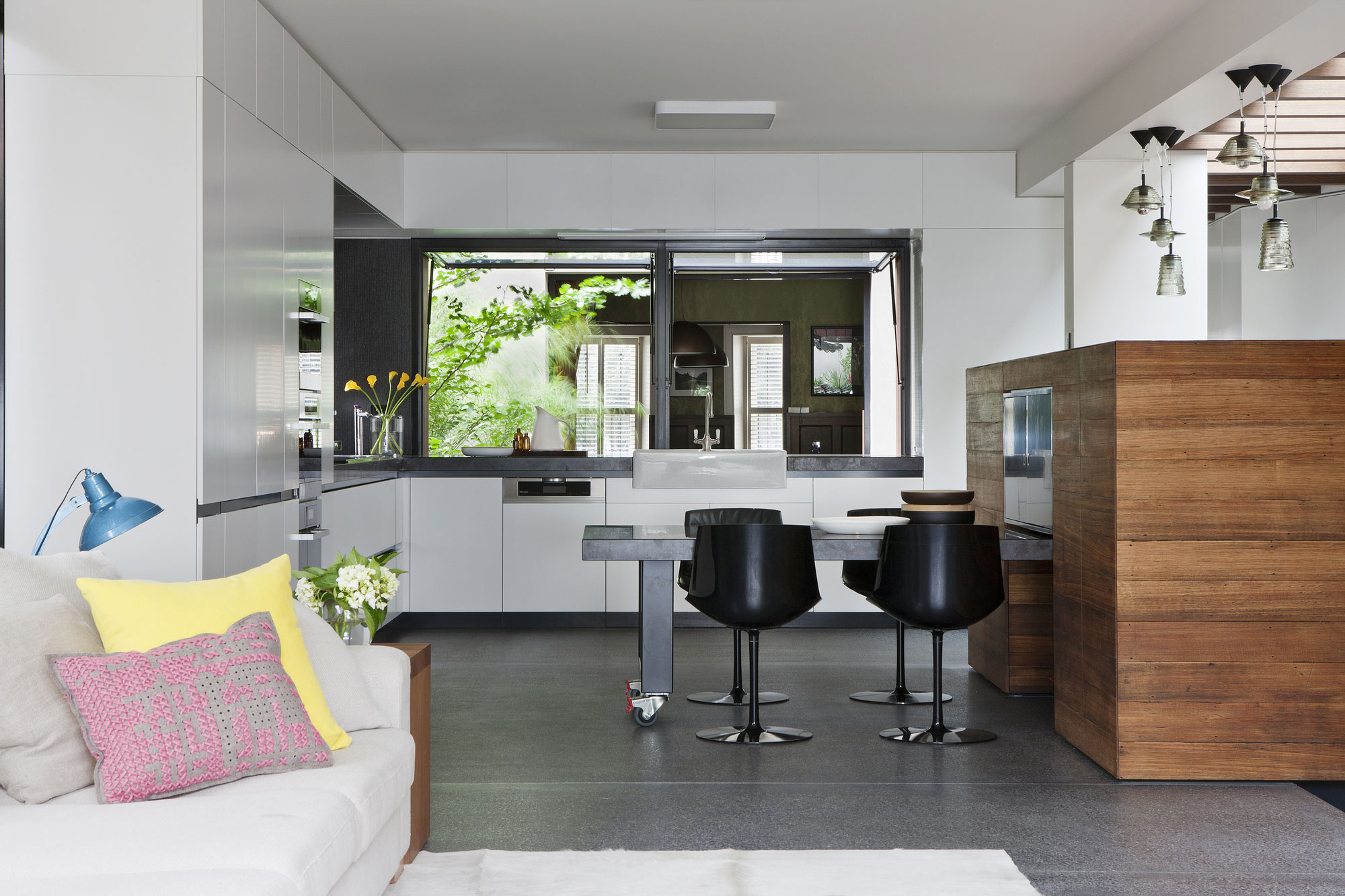 Оригинальный дизайн стульев для кухни - Фото 10