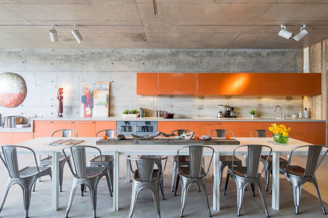 Оригинальный дизайн стульев для кухни - Фото 12