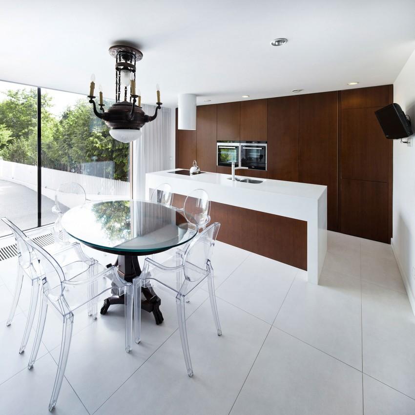 Оригинальный дизайн стульев для кухни - Фото 21