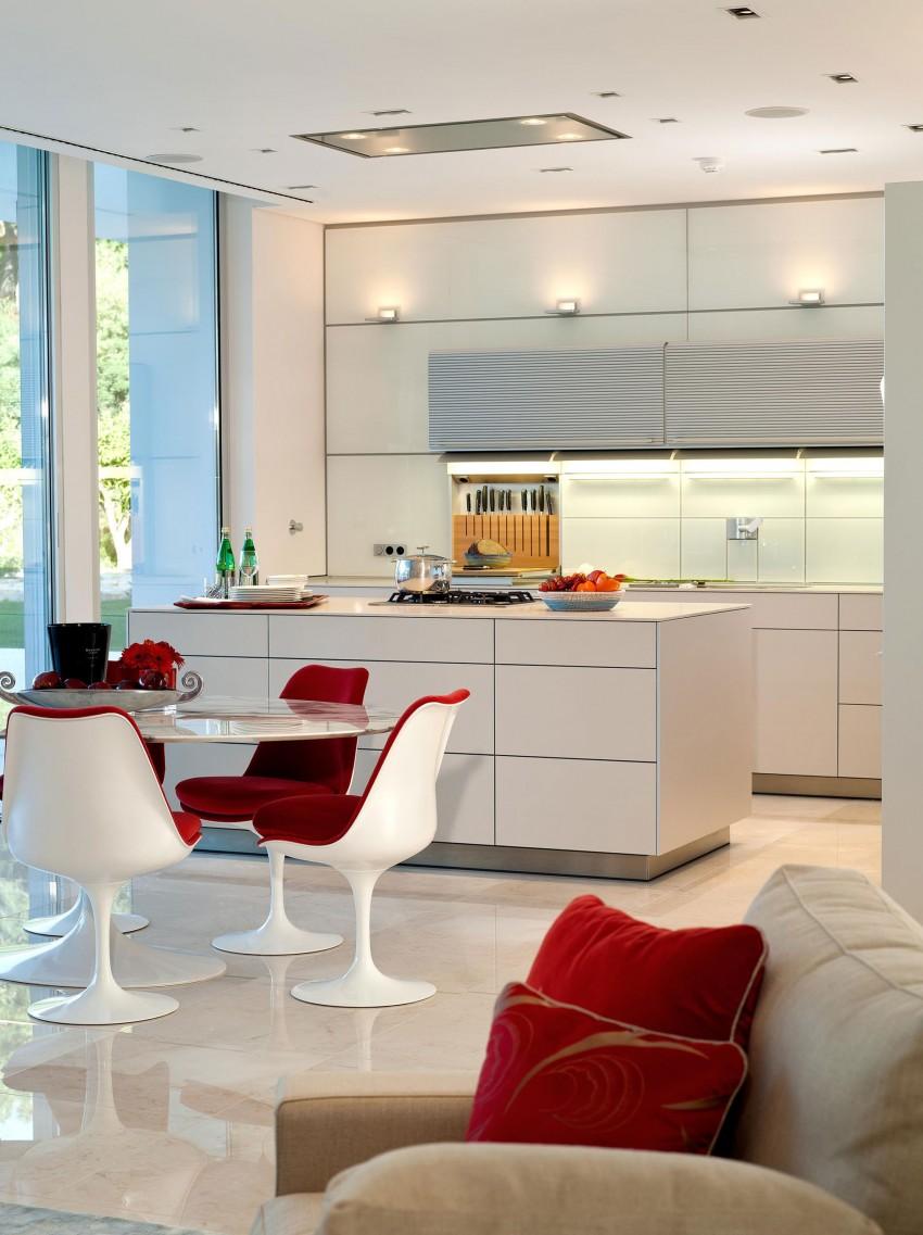 Оригинальный дизайн стульев для кухни - Фото 23