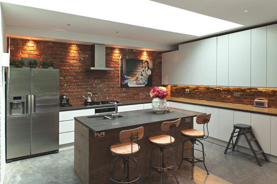 Оригинальный дизайн стульев для кухни - Фото 24