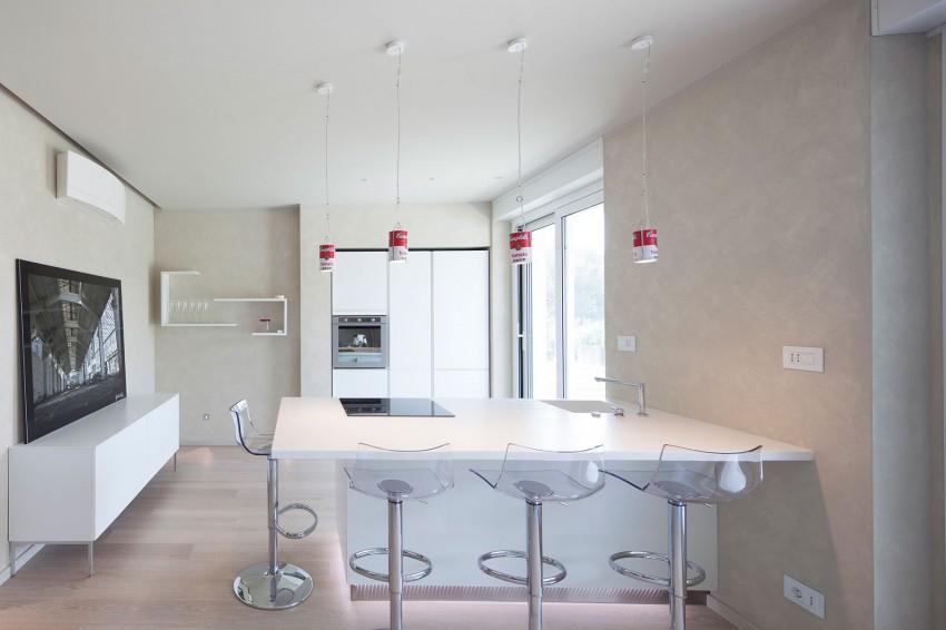 Оригинальный дизайн стульев для кухни - Фото 27