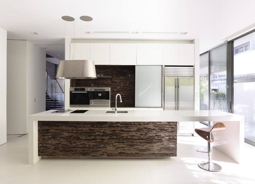 Оригинальный дизайн стульев для кухни - Фото 33