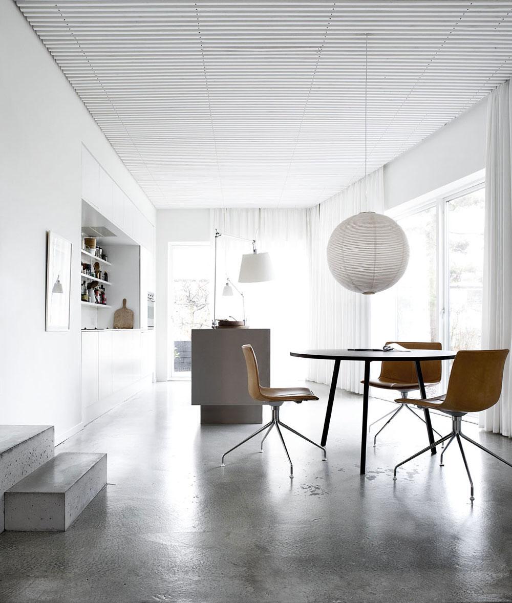 Оригинальный дизайн стульев для кухни - Фото 35