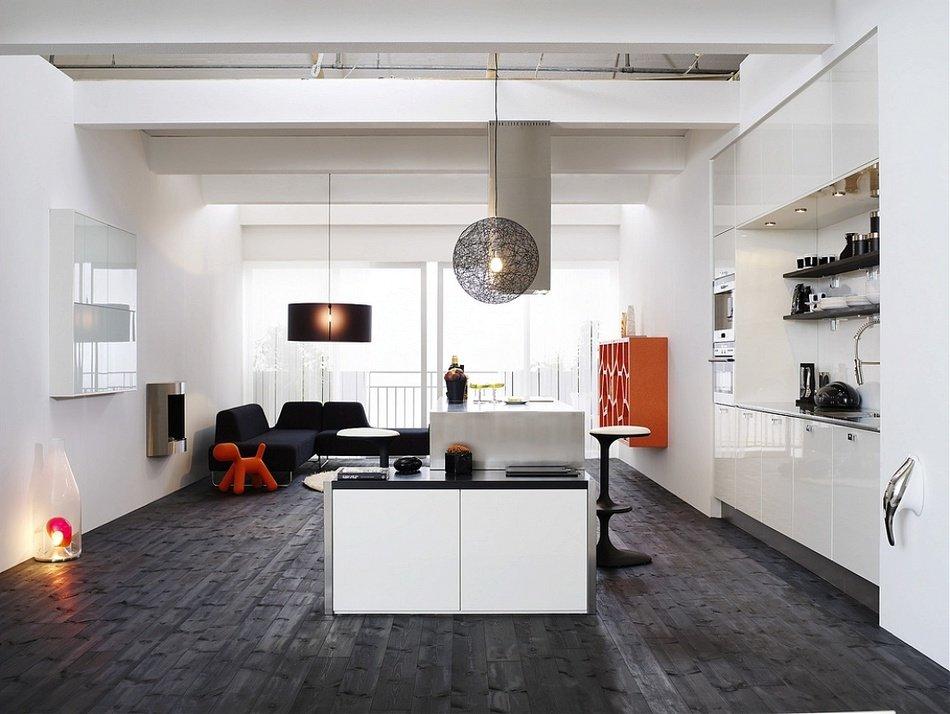 Оригинальный дизайн стульев для кухни - Фото 36