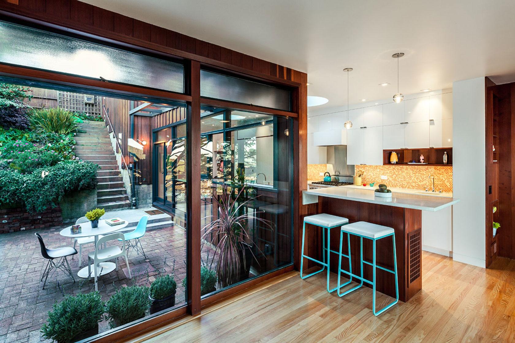 Оригинальный дизайн стульев для кухни - Фото 39