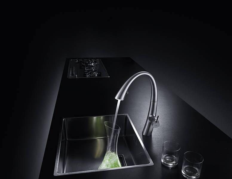 Дизайнерские модели смесителей - Фото 3