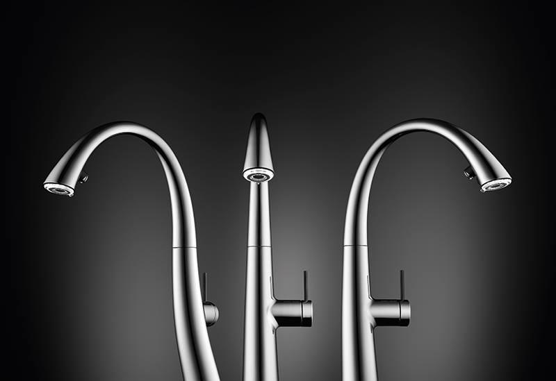 Дизайнерские модели смесителей - Фото 9