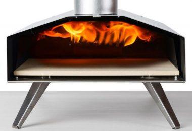 Дровяная печь для дома - стильно и функционально