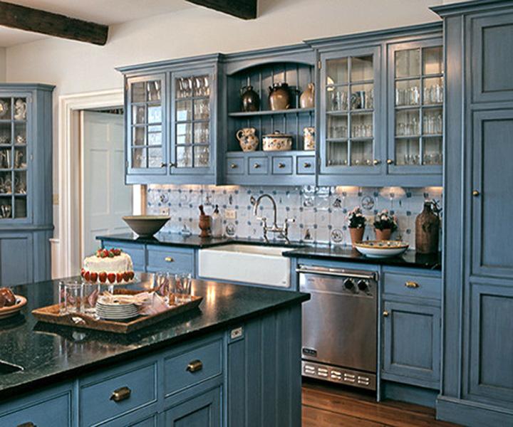Crisp Architects: Цветовая гамма кухни: определяемся с выбором