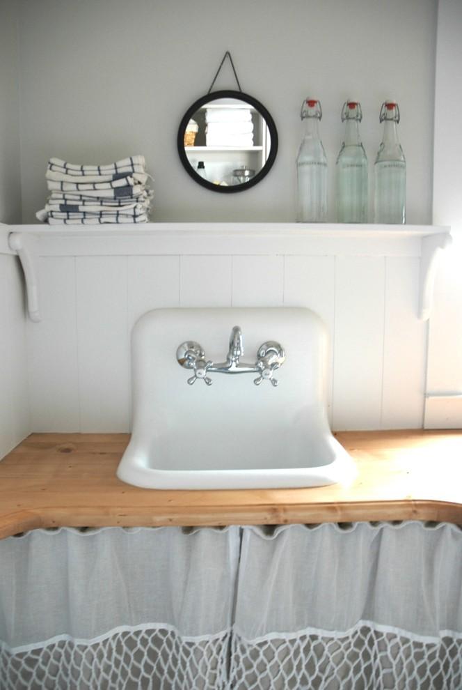 Стильный дуэт смесителя и раковины в интерьере кухни от Home & Harmony