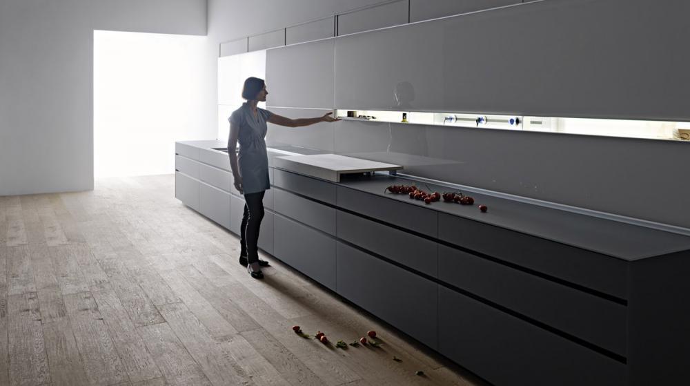 Современная функциональная мебель для кухни