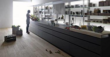 Функциональная мебель для кухни New Logica System – системы нового поколения