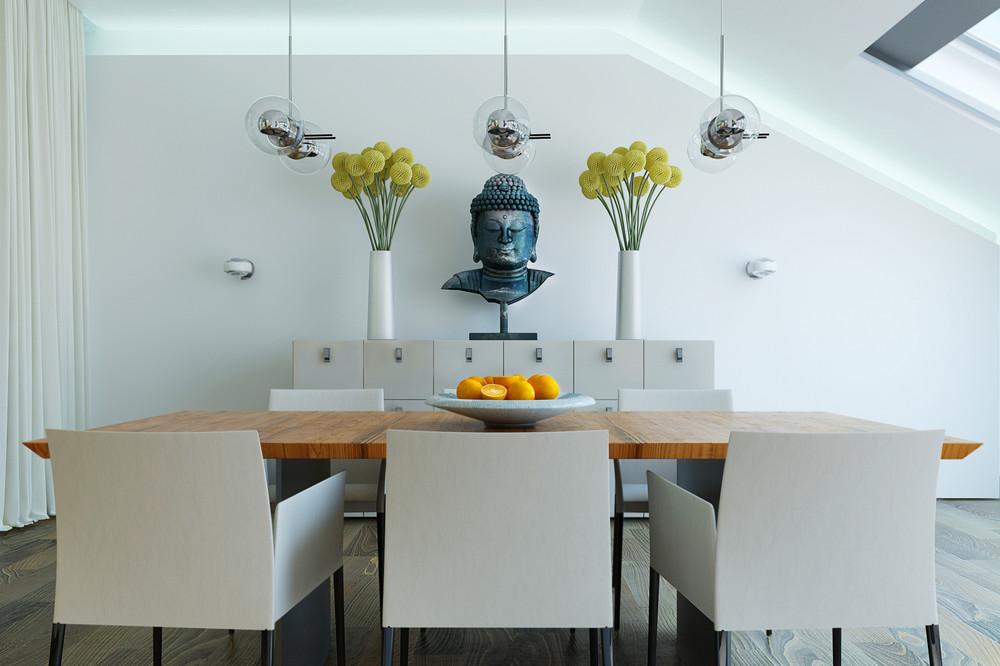 Функциональные кухни: 10 привлекательных примеров