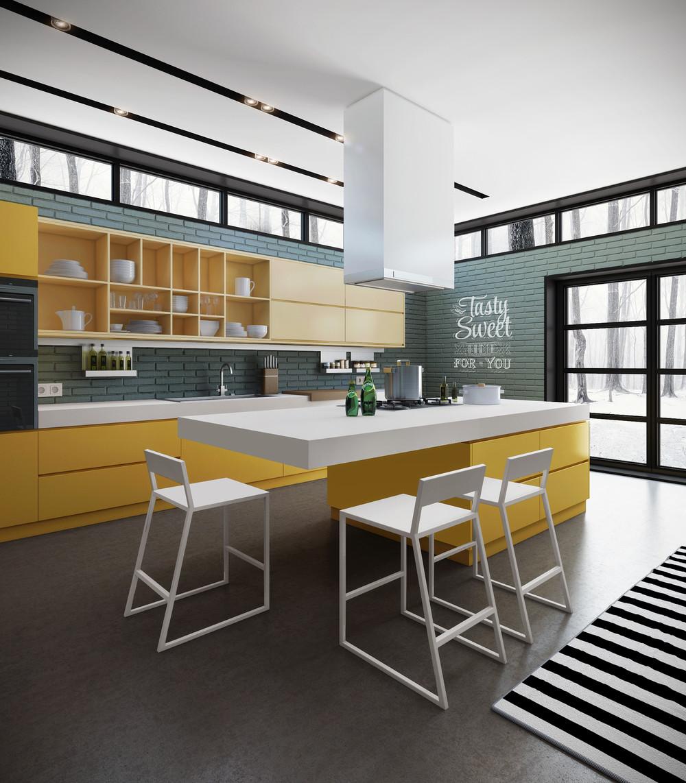 funktionale Küche