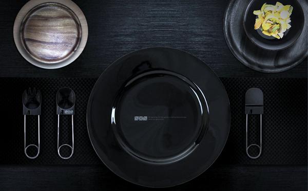 Unusual Kitchen Pin Tableware