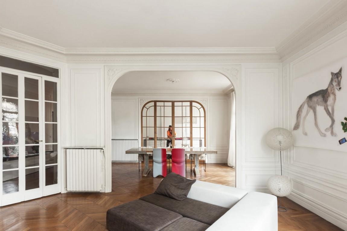 Уникальный интерьер кухни от i29 interior architects