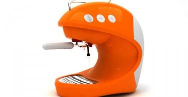 Креативный дизайн кофеварочного аппарата для домашнего использования