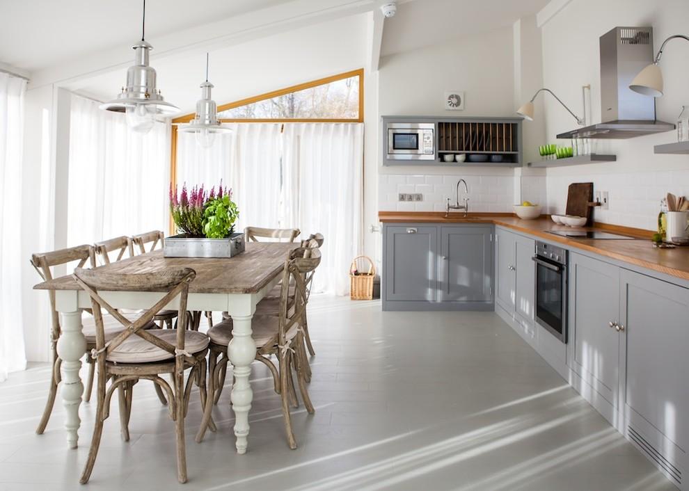 Дизайн кухни от Gabriel Holland