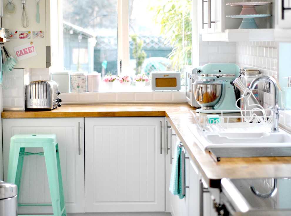 Место для кухонной бытовой техники