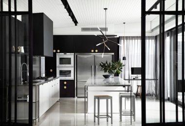 Австралийские специалисты представляют идеи дизайна кухни