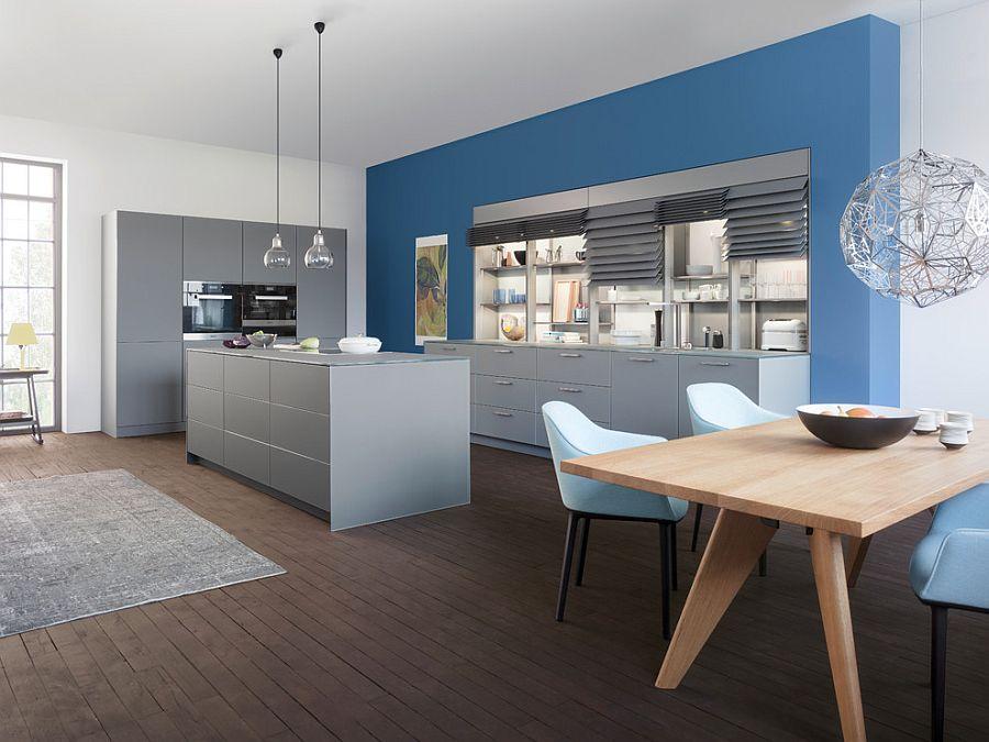 Современные идеи хранения на кухне