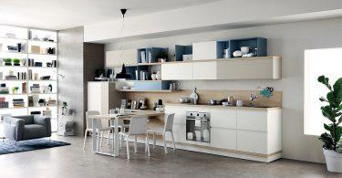 Идеи для хранения предметов интерьера на кухне