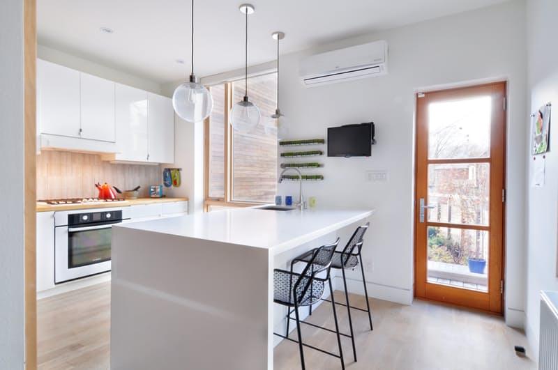 Современные идеи для оформления кухни