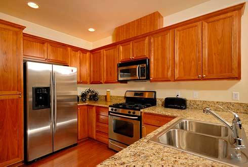 Креативный дизайн в интерьере кухни