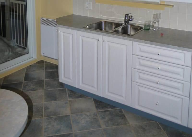 Индустриальный стиль в интерьере кухни пришел на смену пресному кантри