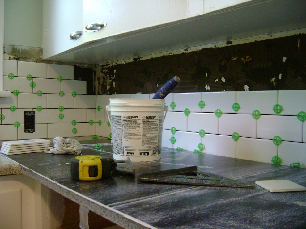 Подготовительные работы  перед укладкой плитки
