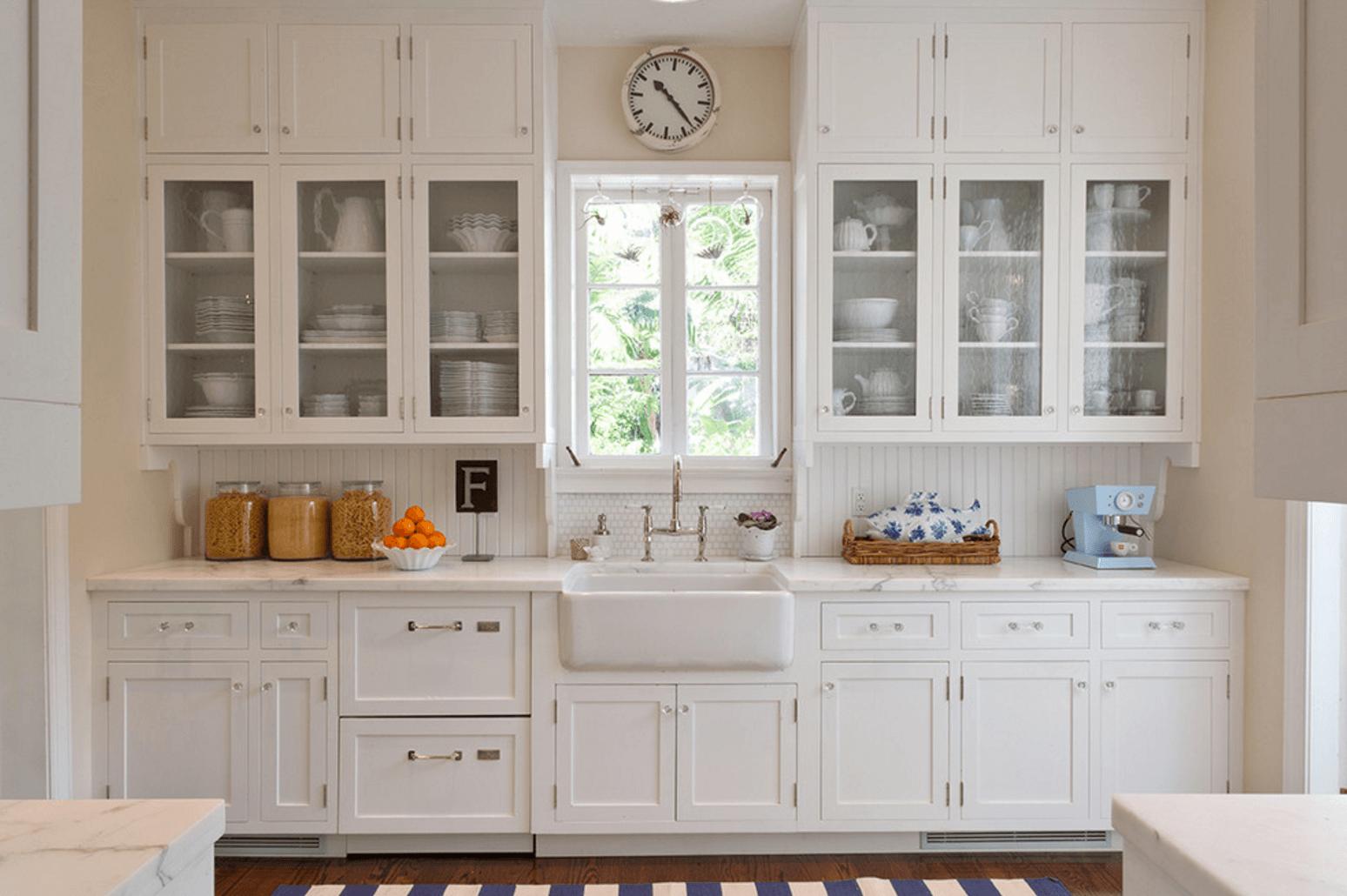 Идея дизайна фартука на кухню. Использование пластиковых панелей - фото 3