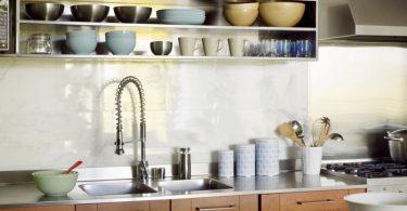 Интересные детали для маленькой кухни