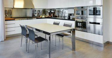 Как создать органичный и привлекательный интерьер белой кухни: наглядные примеры