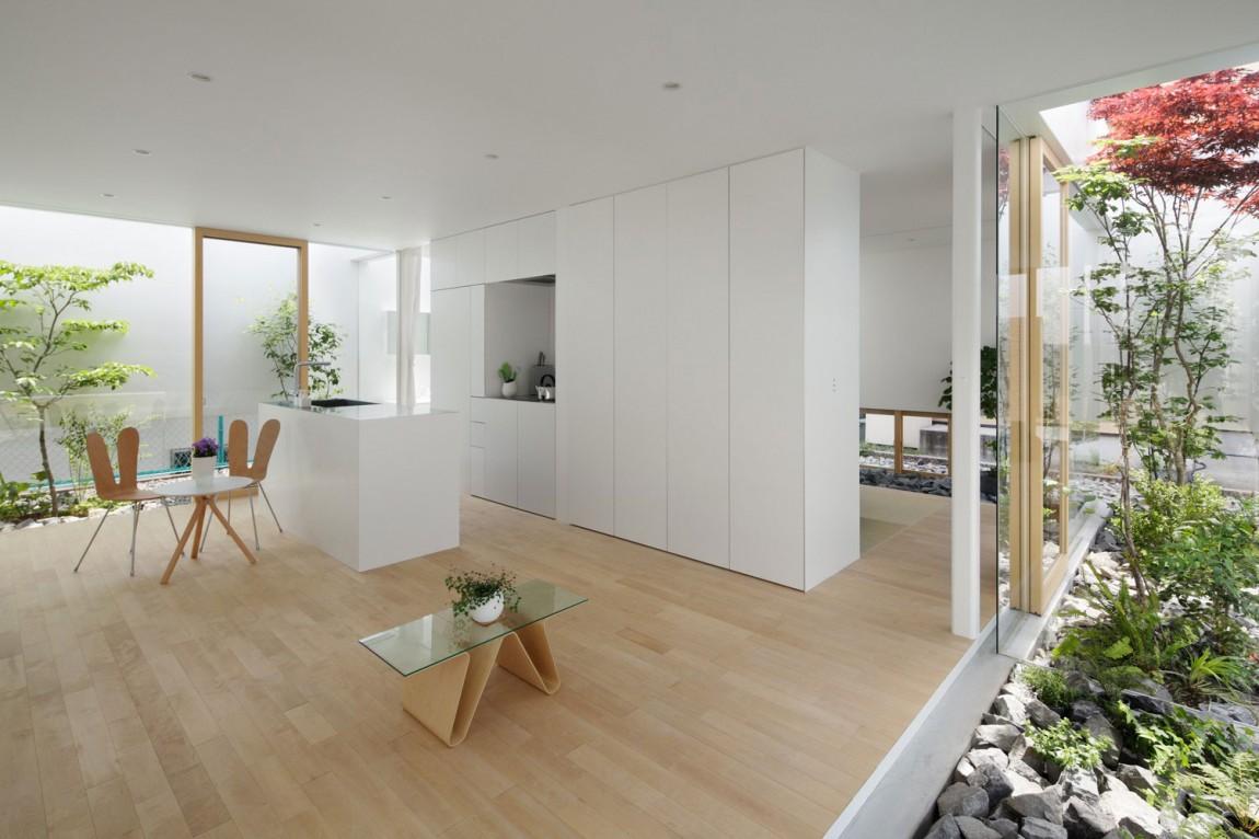 Роскошный интерьер белой кухни - Фото 17