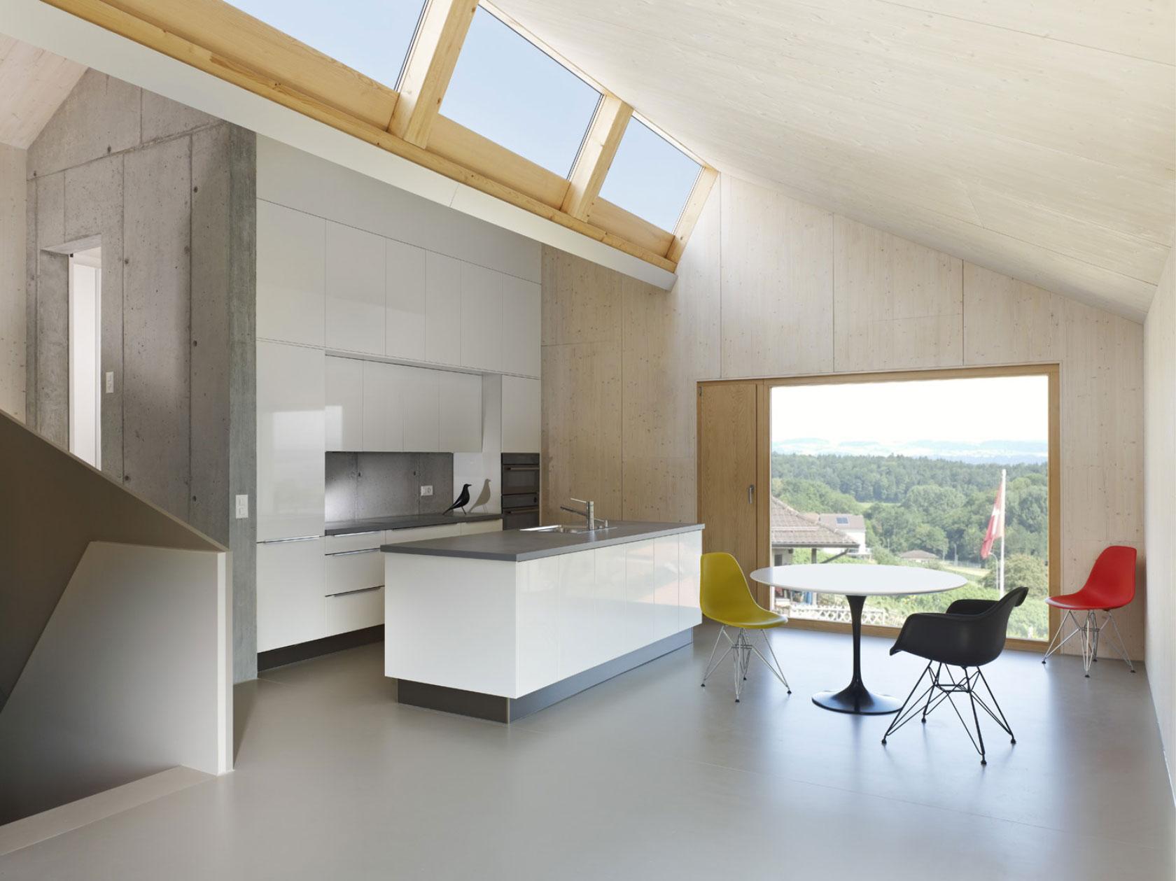 Роскошный интерьер белой кухни - Фото 19