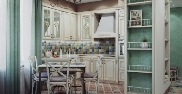 Интерьер классической кухни в десяти актуальных примерах