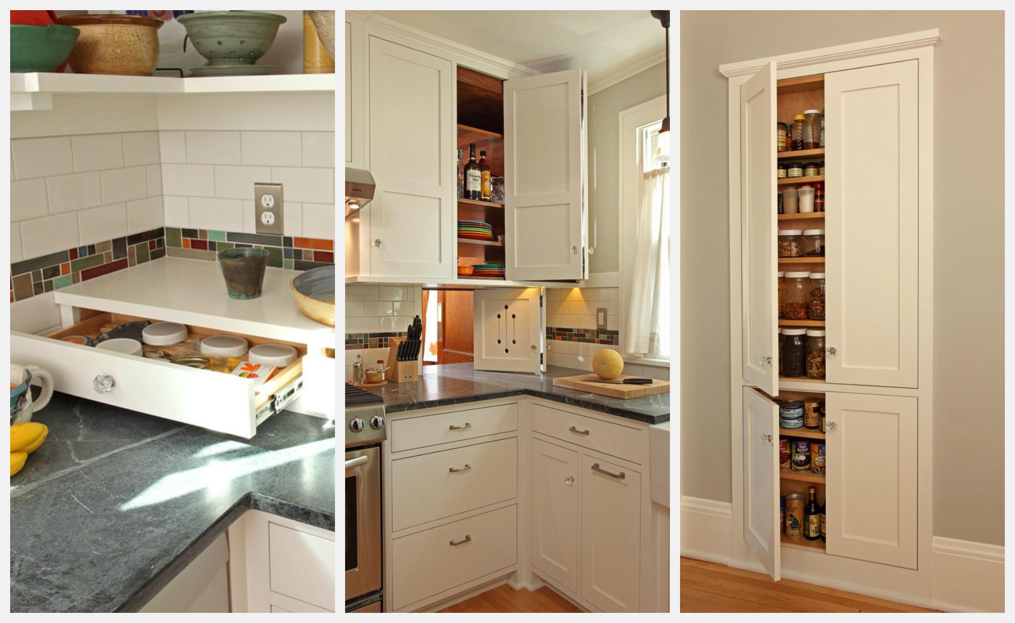 Функциональный интерьер кухни 10 м2