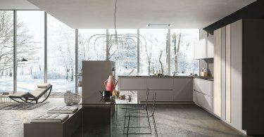 Интерьер кухни в стиле минимализм: реальные примеры организации пространства