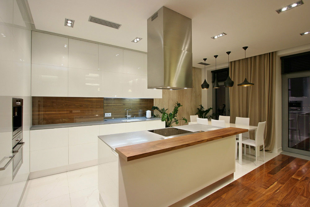 Роскошный интерьер кухни в загородном доме - Фото 2