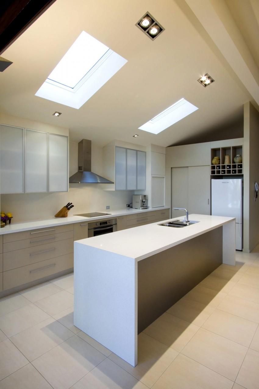 Роскошный интерьер кухни в загородном доме - Фото 5