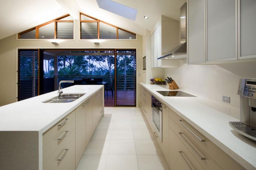 Роскошный интерьер кухни в загородном доме - Фото 6