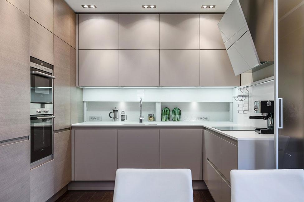 Роскошный интерьер кухни в загородном доме - Фото 7
