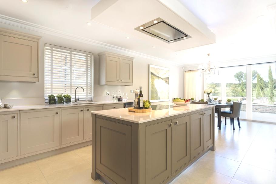 Роскошный интерьер кухни в загородном доме - Фото 8