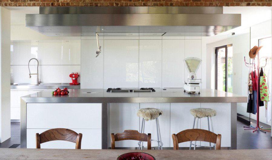 Роскошный интерьер кухни в загородном доме - Фото 9