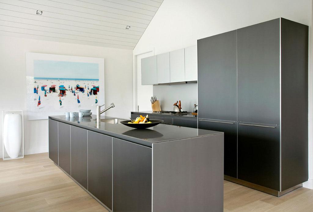 Роскошный интерьер кухни в загородном доме - Фото 10