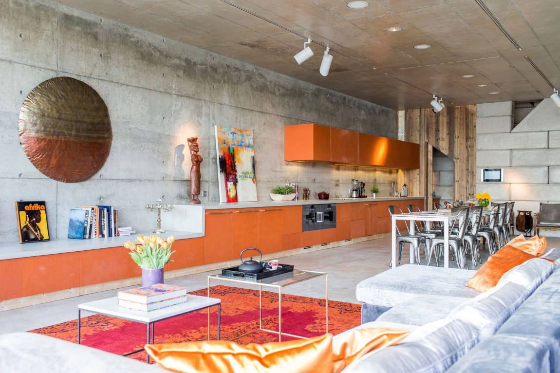 Роскошный интерьер кухни в загородном доме - Фото 19